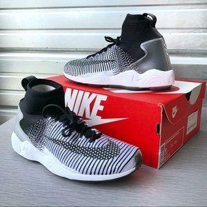 Nike | Zoom Mercurial XI Flyknit FC Black White 9